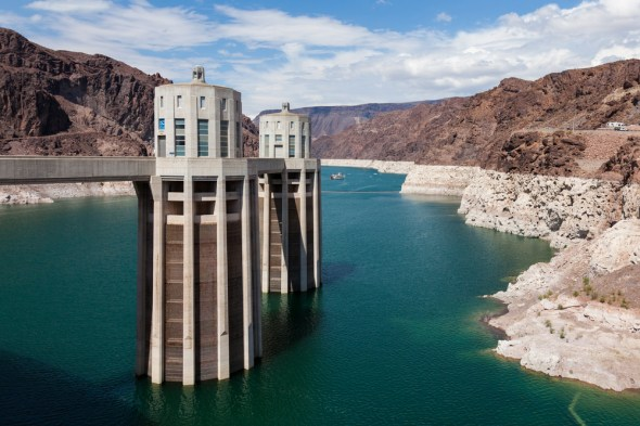 Colorado River Lake Mead water conservation Arizona Utah American Southwest