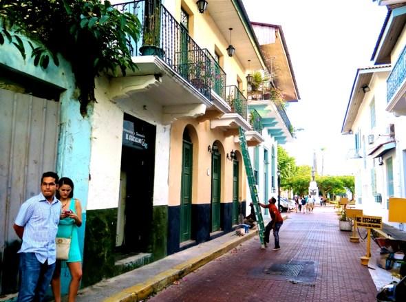 Panama Panama City Casco Viejo
