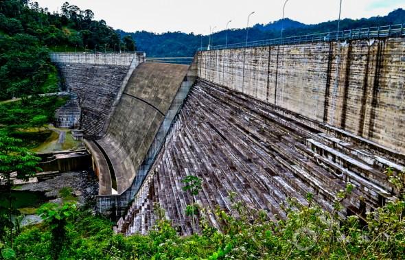Panama Changuinola Dam hydropower dams Changuinola River conflict