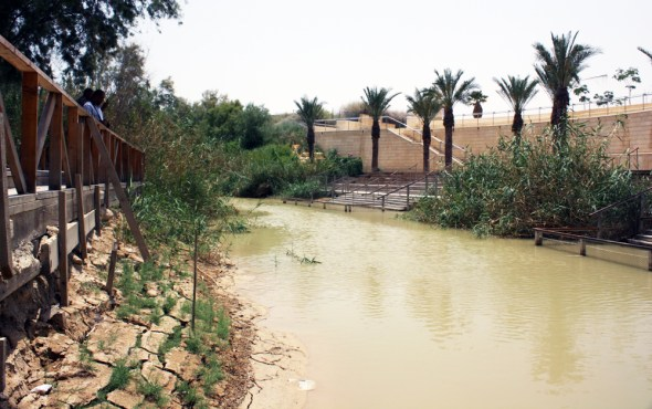 Jordan River Dead Sea Red Sea Jordan Israel Palestine shrinking lake water transfer
