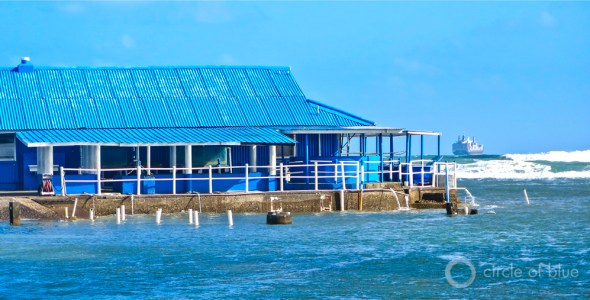 Stanley Heckadon-Moreno Panama Smithsonian Tropical Research Institute Caribbean Sea