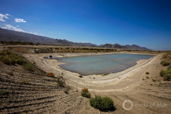 California groundwater Coachella Valley water use desert drought aquifer recharge
