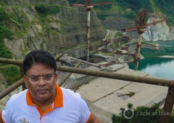 India Lower Subansiri hydropower dam Arunachal Pradesh electricity infrastructure