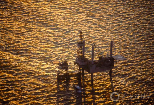 Gulf of Mexico dead zone Deepwater Horizon oil spill