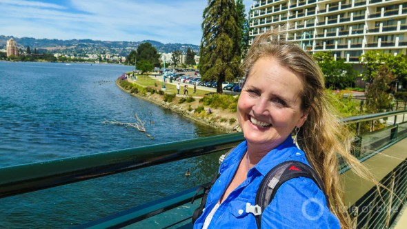 Oakland California stormwater management Lesley Estes watershed protection program Safe Parks and Clean Water program Lake Merritt