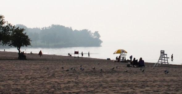 Lake Ontario Plan 2014 beach Sodus Point New York