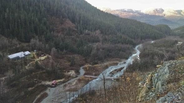 Gold Creek Juneau Alaska hiking gold mining trails Circle of Blue