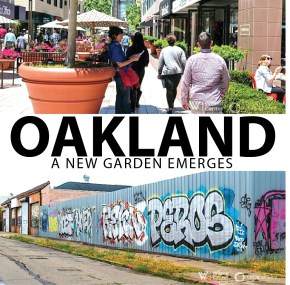 Oakland California energy water cities climate change development economy business United States Keith Schneider
