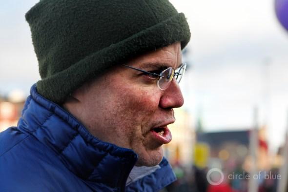 Bill McKibben 350.org Paris COP 21 climate change negotiations