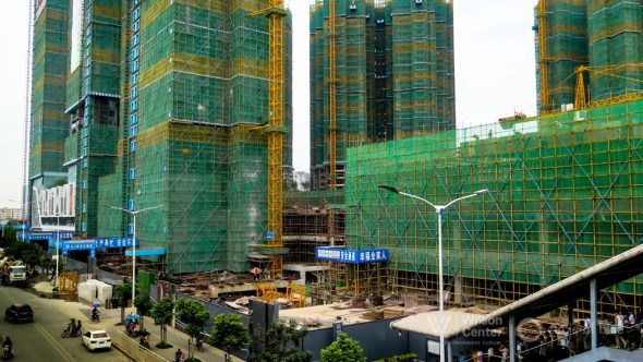 China Shenzhen energy coal economy residential housing project electricity