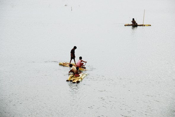 Bangladesh flash floods climate change sea level rise water security risk