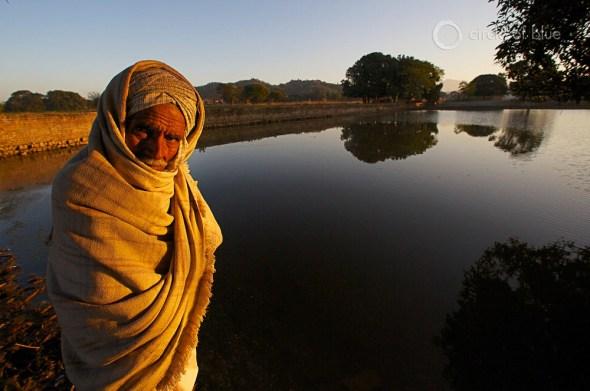 India groundwater reservoir irrigation Circle of Blue Carl Ganter