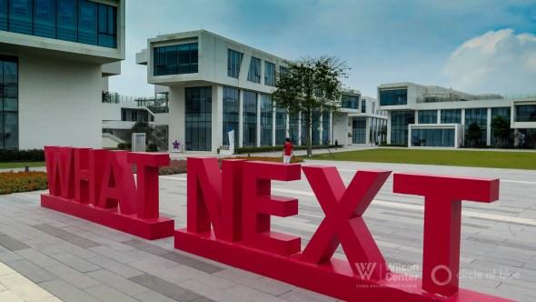 China Shenzhen economic development office park economy Guangdong Province