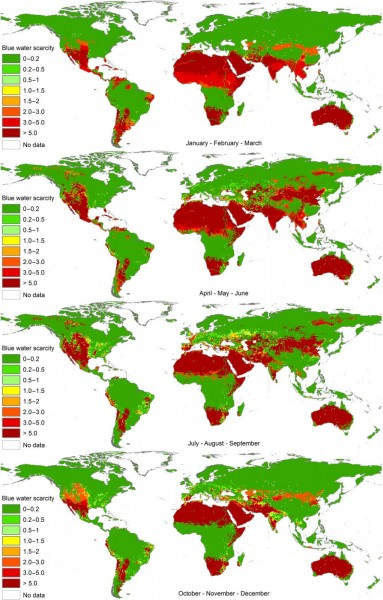 Water-Scarcity-Data