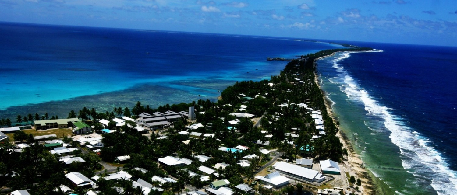 Pacific Island nations are particularly vulnerable to natural disasters. Photo courtesy Global Environment Facility via Flickr Creative Commons