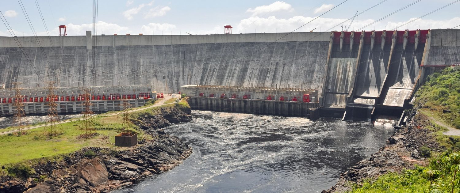 Guri Dam accounts for about 60 percent of Venezuela's electricity generating capacity. A multi-year drought has dropped reservoir levels to the point where the government cut the work week to two days in order to save energy. Photo © Shutterstock
