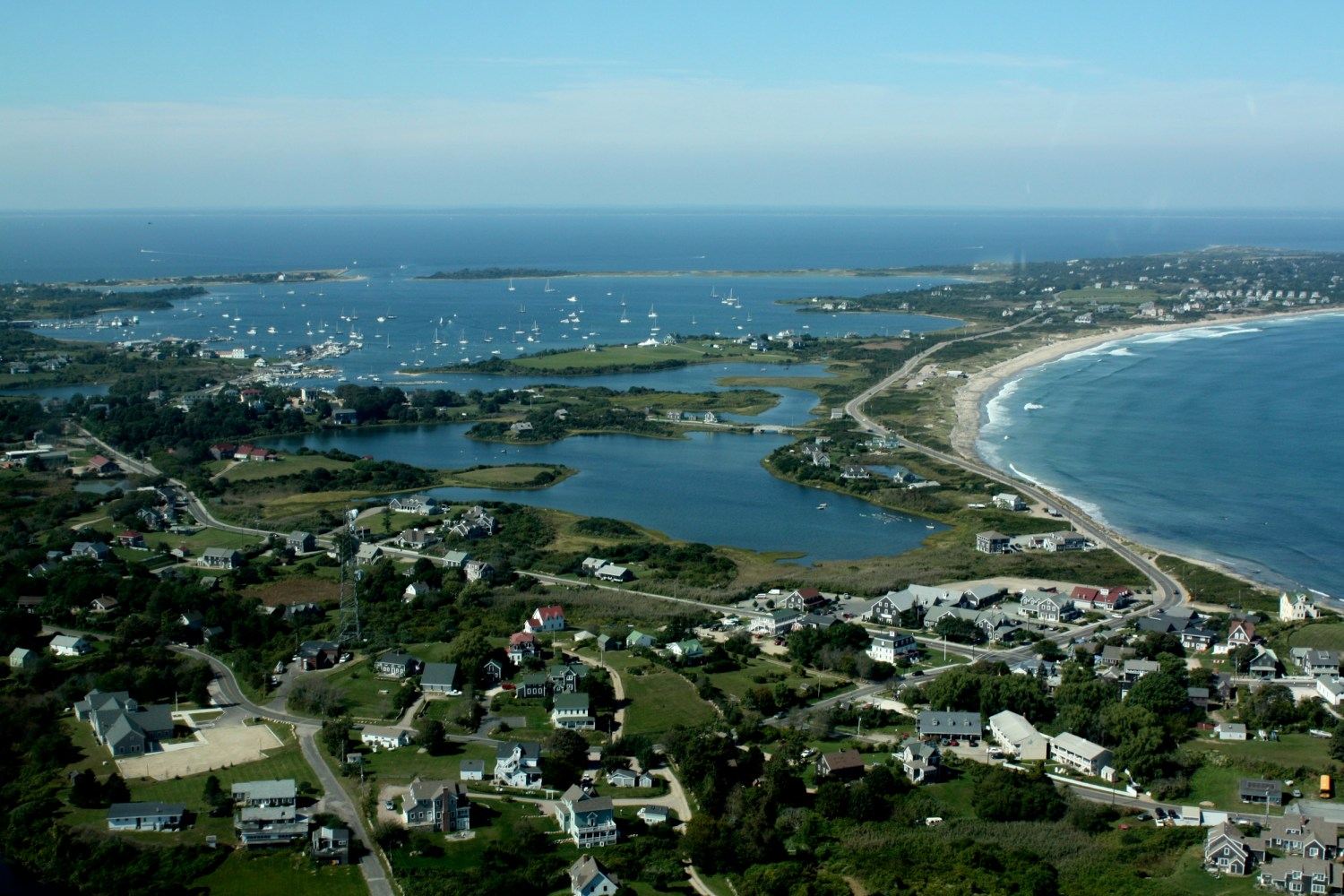 Climate Change Will Cripple Coastal Septic Systems - Circle