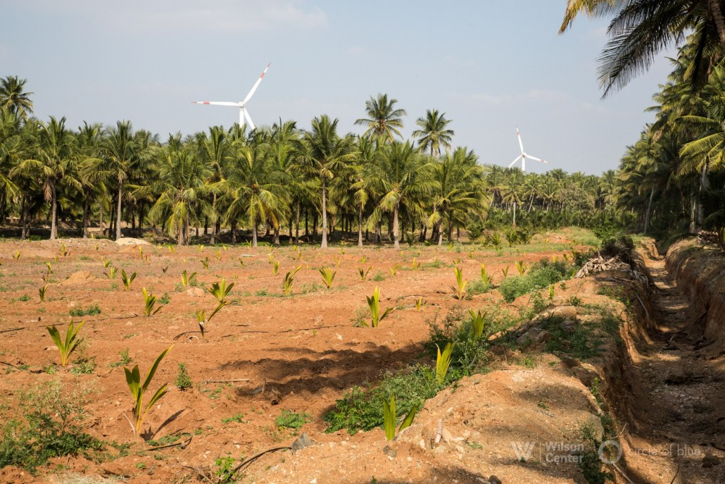 Mindful of Water Scarcity, Cost, and Pollution, Tamil Nadu