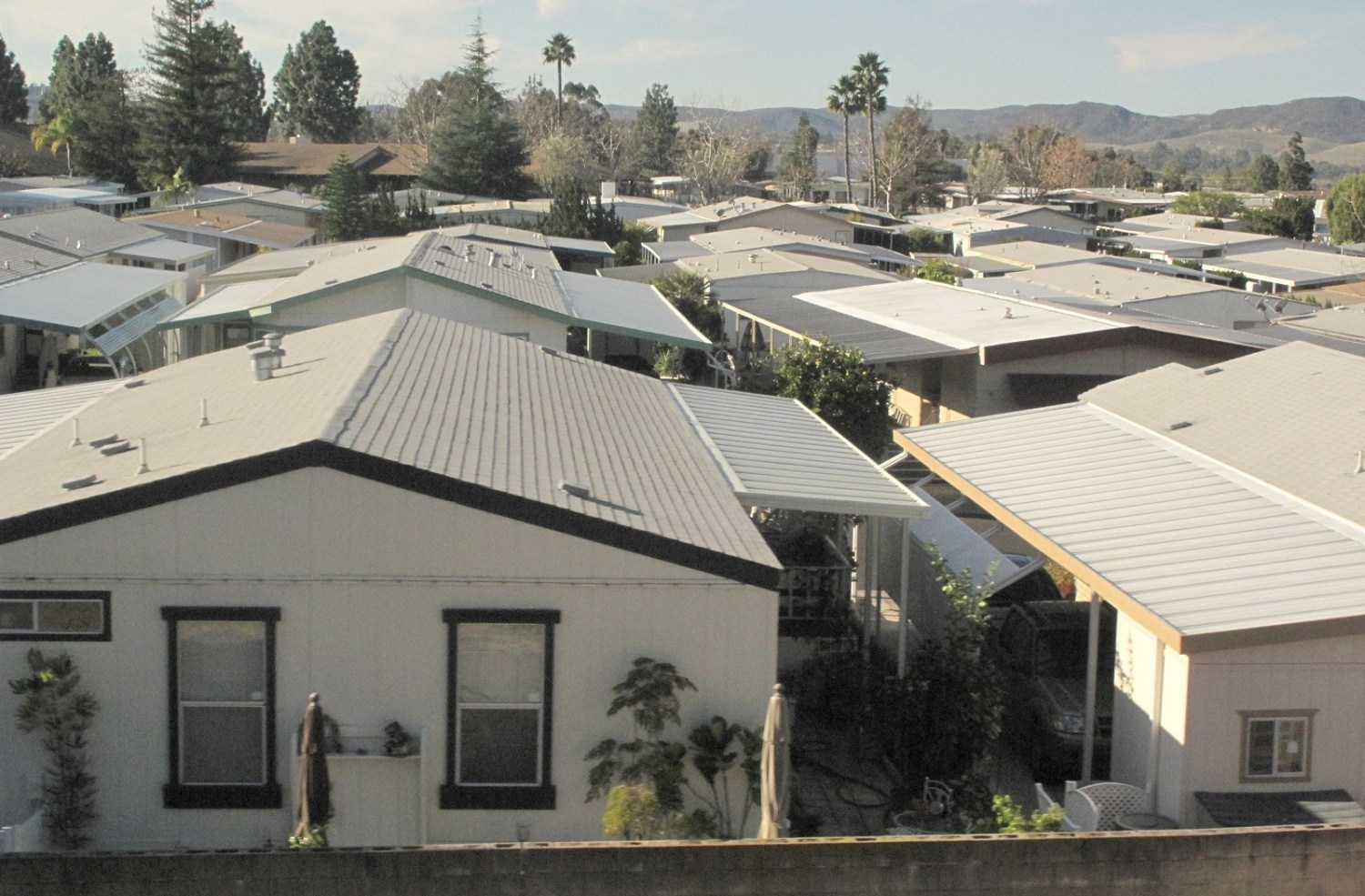 California Mobile Home Park Residents Face Barriers To Clean Water