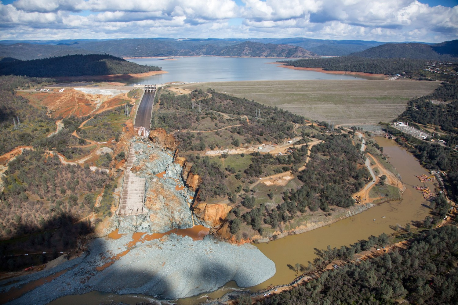 FERC Panel Finds Deficiencies in Oroville Dam Safety Reviews