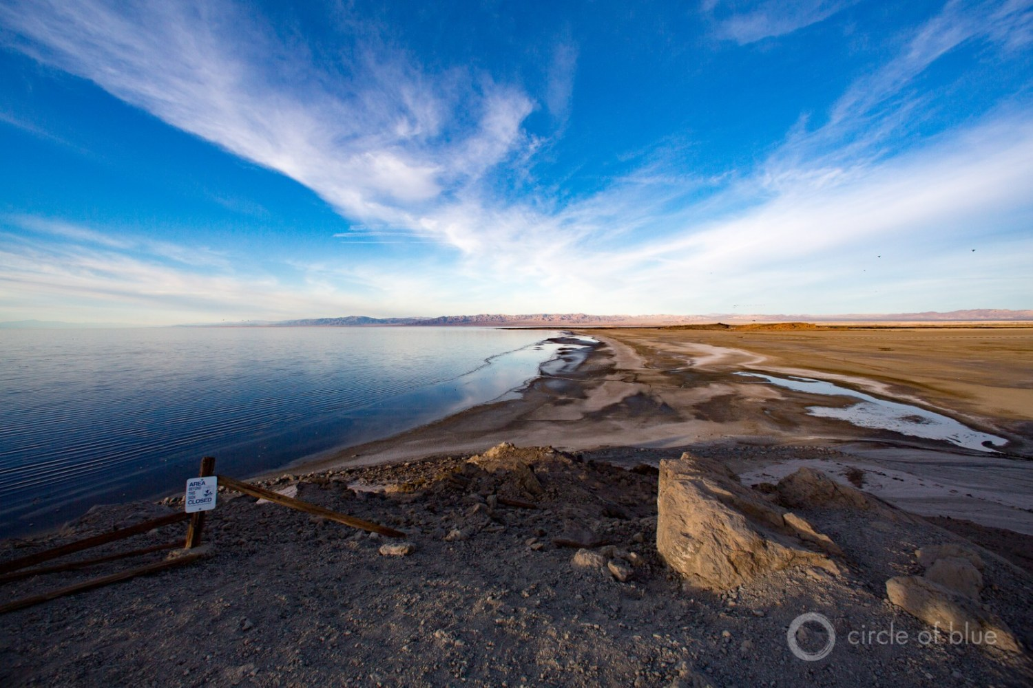 Speaking Of Water Michael Cohen On The Salton Sea Circle Of Blue