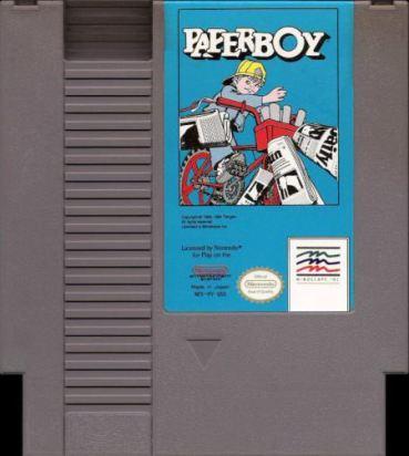 paperboy cartridge