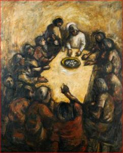 supper with Jesus
