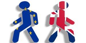 icons of Britain leaving EU