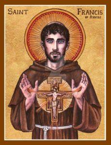 St. Francis icon