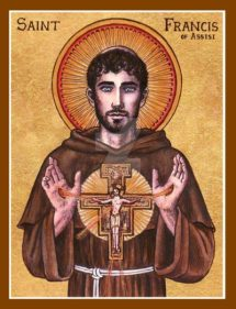 St. Francis icon