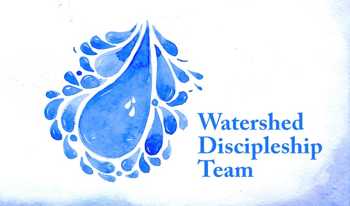 Image result for watershed discipleship team