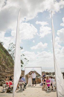 Beach Wedding Queensland Australia