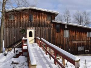 Swallows Lodge exterior