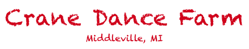 Crane Dance Farm
