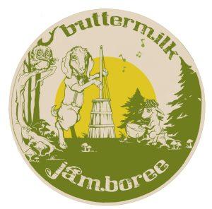 Buttermilk Jamboree logo