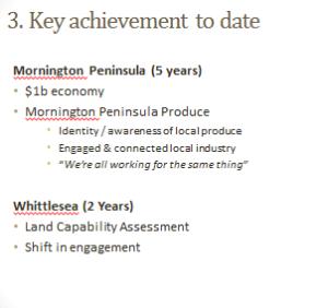 Sally Achievements