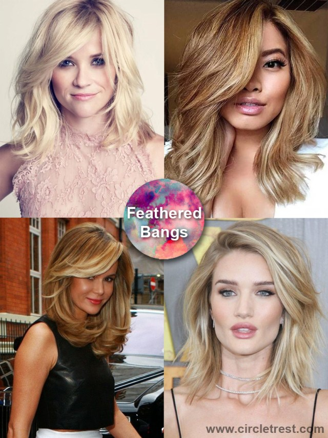 40 trendy medium hairstyles for women of all ages – circletrest