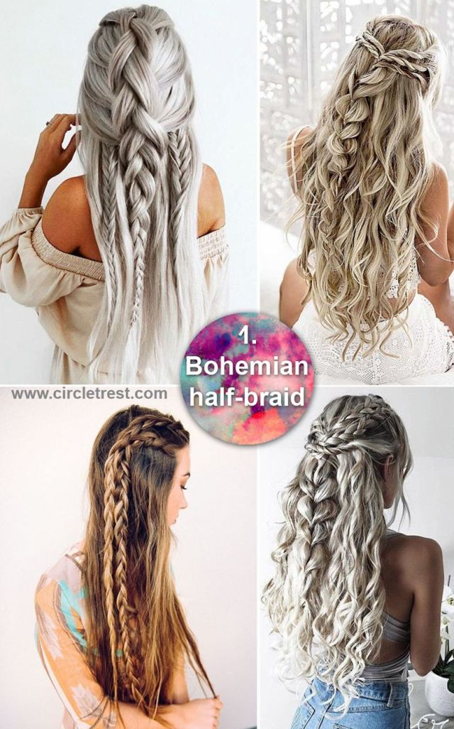 12 long hairstyles for everyone – circletrest