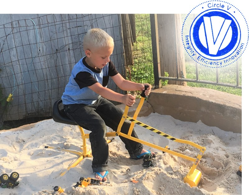 Circle V Earthworks - Integrity, Efficiency, Innovation