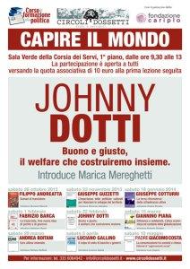 Johnny Dotti. Buono e giusto, il welfare che costruiremo insieme.