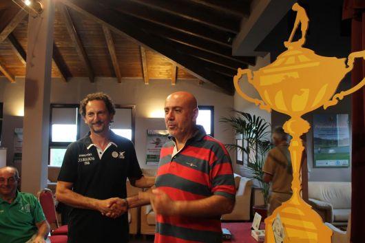 Ettore Ghinelli 2° netto 2a cat CUS Parma