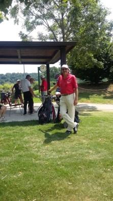 Andrea Baghino Genova l'ideatore della Cus Golf Association
