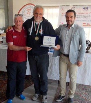 Aris Collina Premiazione
