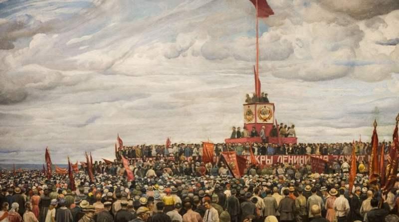 Revolutija: l'avanguardia prima della propaganda