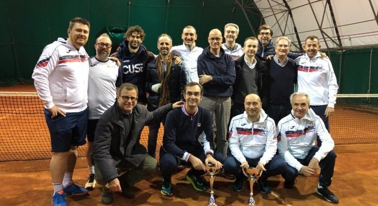 TENNIS: Partecipazione a tornei a squadre 2020/21 organizzata dal CUS Bologna presso l'impianto Record in collaborazione con la sezione CUBo Tennis