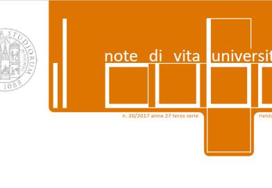 """""""IL Cubo – Note di vita universitaria"""" n. 20 2017"""