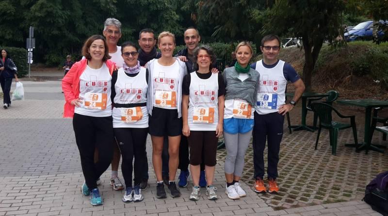 Pavia: Ecco la squadra UNIBO dei Podisti che hanno partecipato al Campionato nazionale ANCIU! Bravi!!!