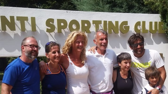 33° CAMPIONATO NAZIONALE di TENNIS dei DIPENDENTI delle UNIVERSITA' ITALIANE | ROMA 26-30 agosto 2020 | Circolo Tennis Due Ponti Roma