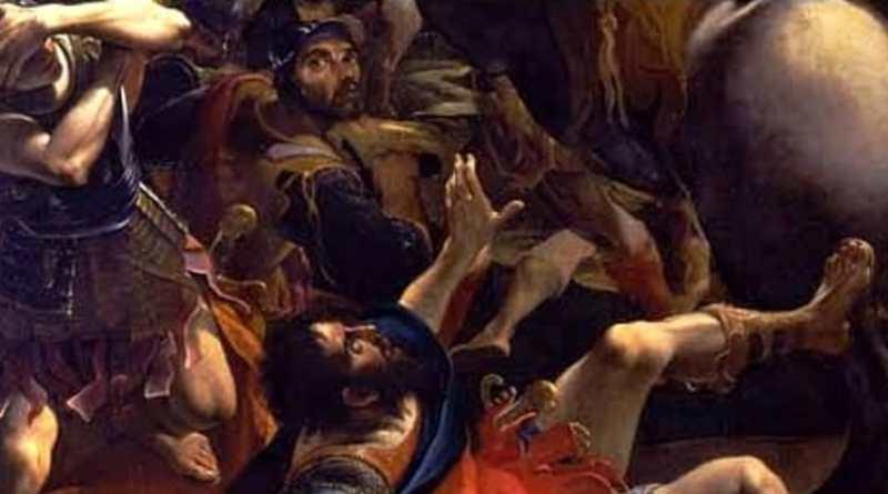17 marzo 2018 Visita Guidata alla MOSTRA: L'ETERNO E IL TEMPO TRAMICHELANGELOE CARAVAGGIO  Musei di San Domenico – FORLI'