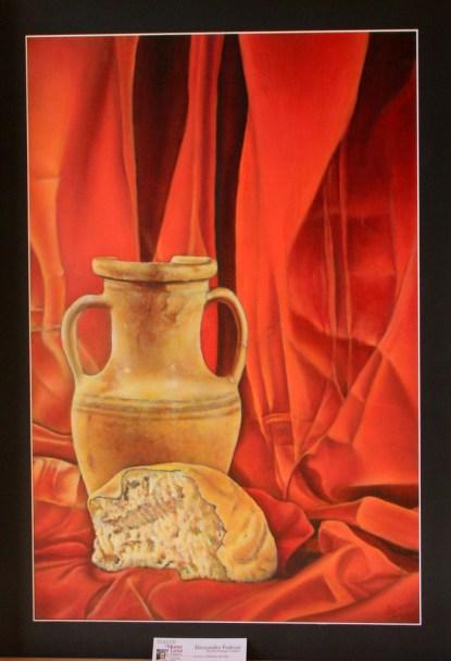 Alessandro Pedroni - olio su cartone telato cm 40x60